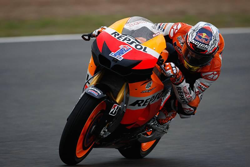 MotoGP חרז – התוצאות