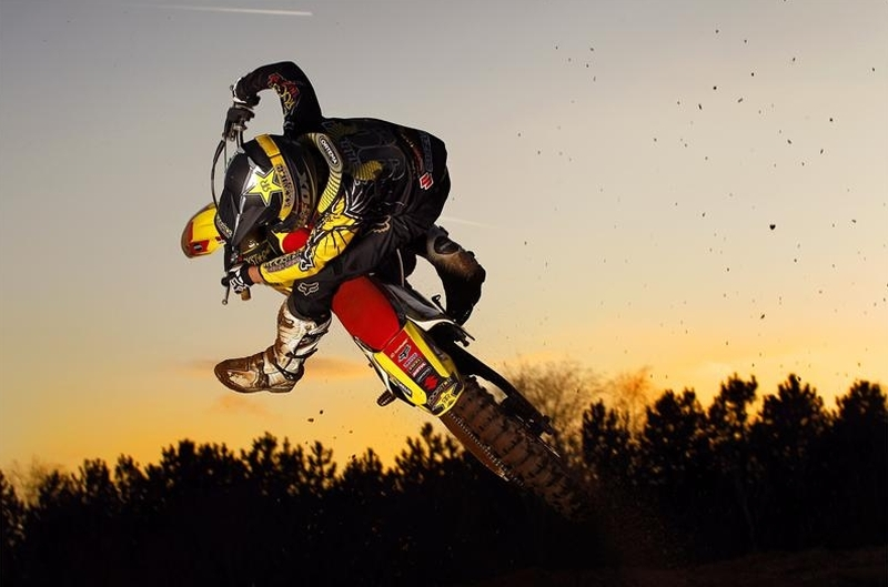 אופנועי המוטוקרוס של סוזוקי בישראל