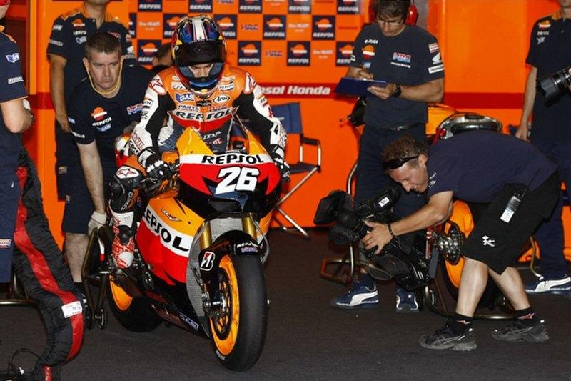 MotoGP אראגון – לוח זמנים לסוף השבוע