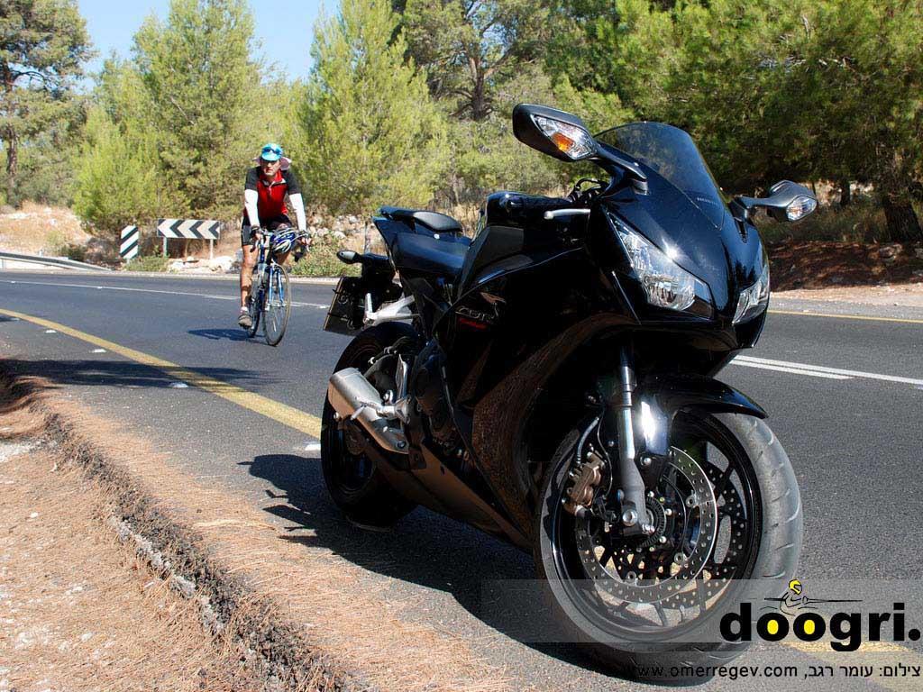 מקטנוע לאופנוע – בפעם הבאה תסביRR את עצמך