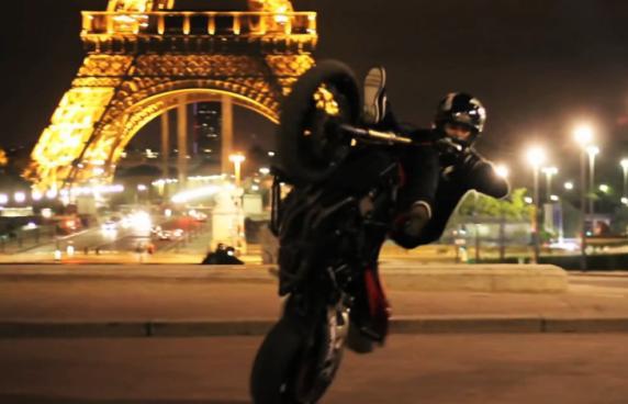 קוקוריקו: לילה של אקשן בפריז