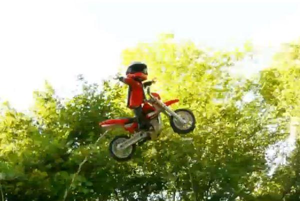 קוקוריקו: צעצוע של רוכב