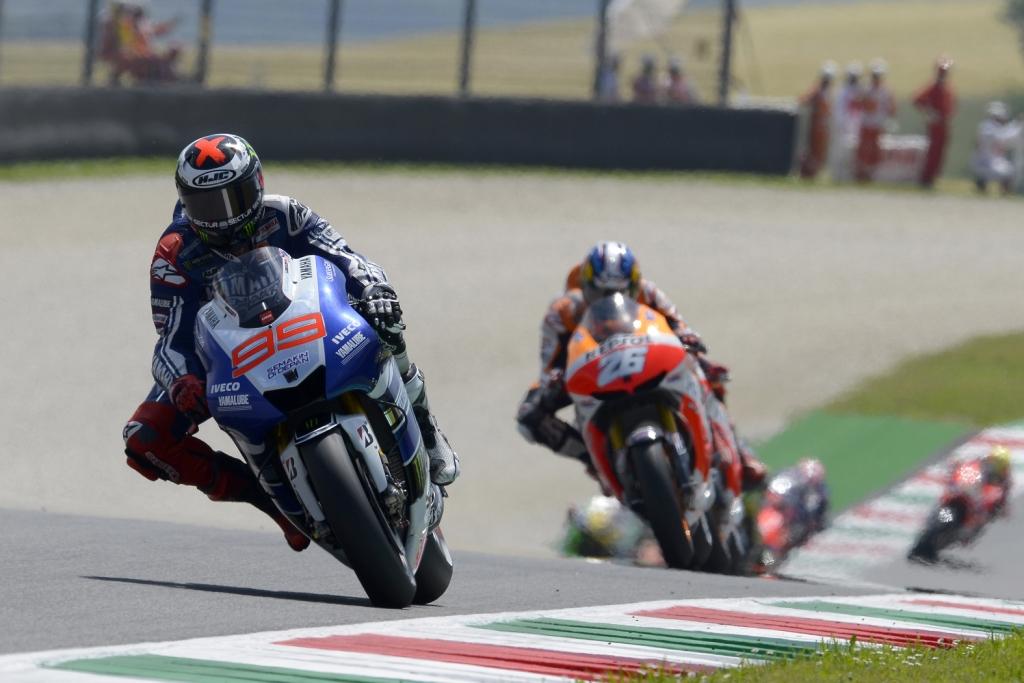 MotoGP איטליה – פעם שלישית לורנזו