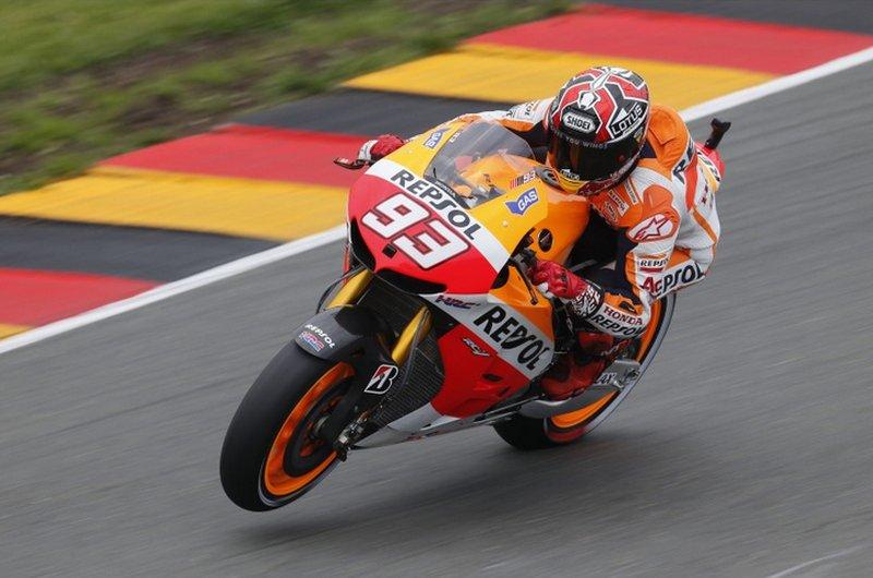 MotoGP גרמניה – משלושה נשאר אחד