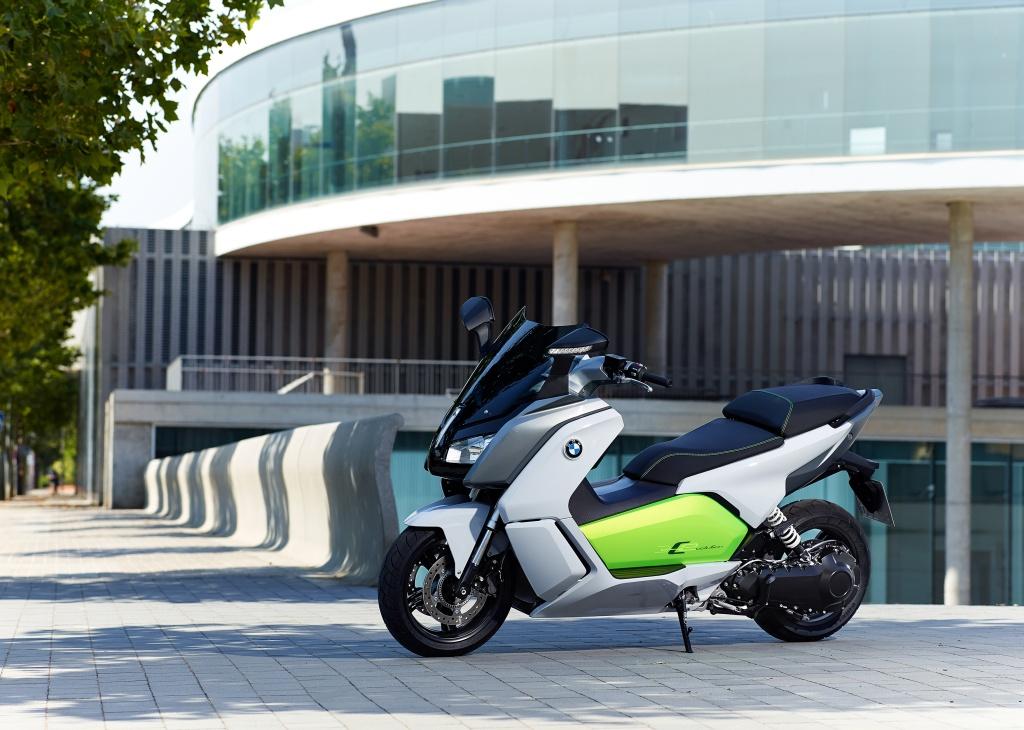 הקטנוע החשמלי של ב.מ.וו מגיע ליצור סדרתי