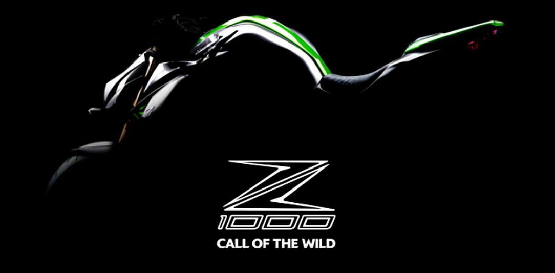 קאוואסאקי Z1000 החדש תשובה לסופר דיוק 1290?