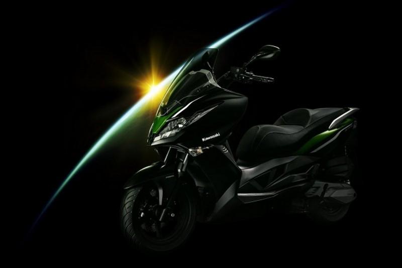 הקטנוע החדש של קאוואסאקי – הוא קימקו