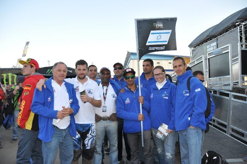 מוטוקרוס האומות 2013 – צעד קטן לרוכבים, צעד גדול לספורט המוטורי