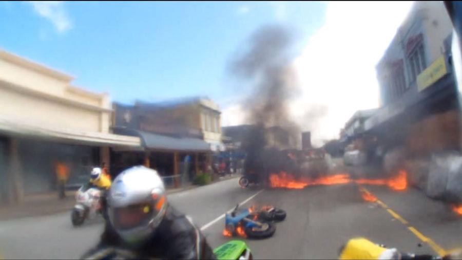 KOOKOOריקו: כדור אש בגריימות'