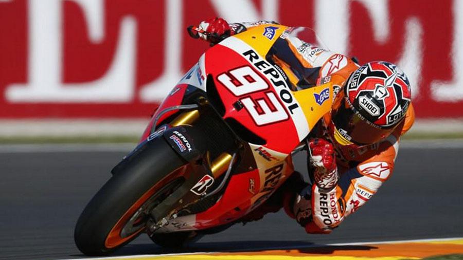 MotoGP סיום עונה: מארקז הודף את לורנזו ולוקח פול