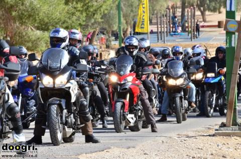 מועדון VSTROM ישראל יוצא לטיול
