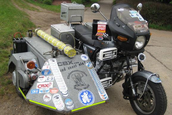 גרמנים משעממים? תחשבו שוב, בקרו בתערוכת האופנועים באסן