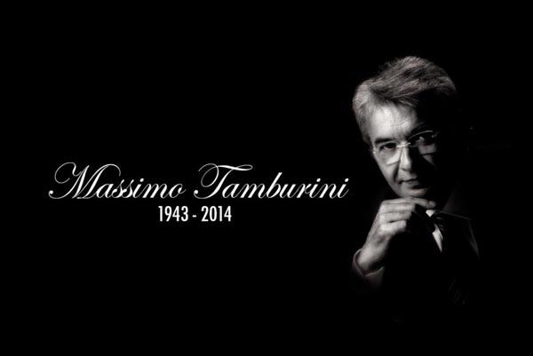 ענק העיצוב מאסימו טאמבוריני נפטר