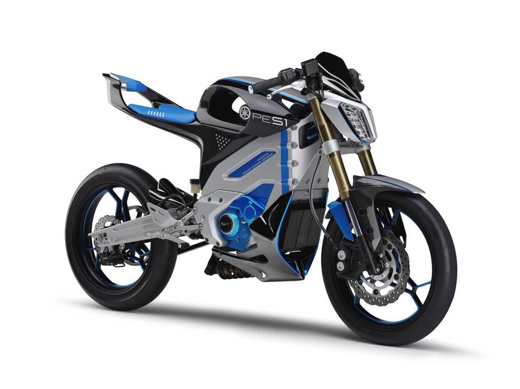 ימאהה תשווק אופנועים חשמליים לכביש הציבורי עד 2016