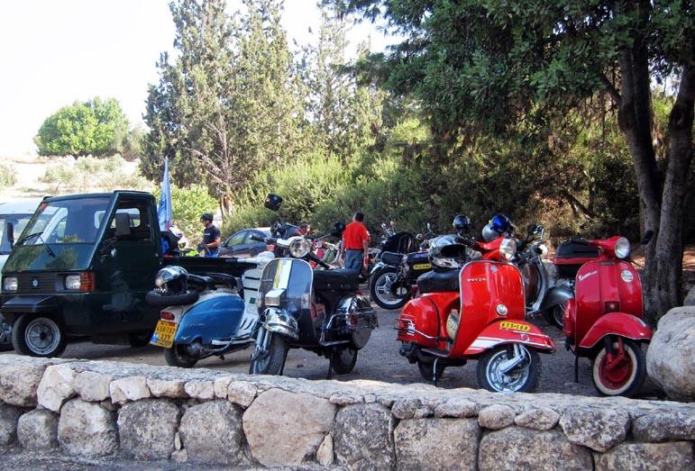 מועדון הוספה הישראלי פותח את עונת הפעילות לקיץ 2014