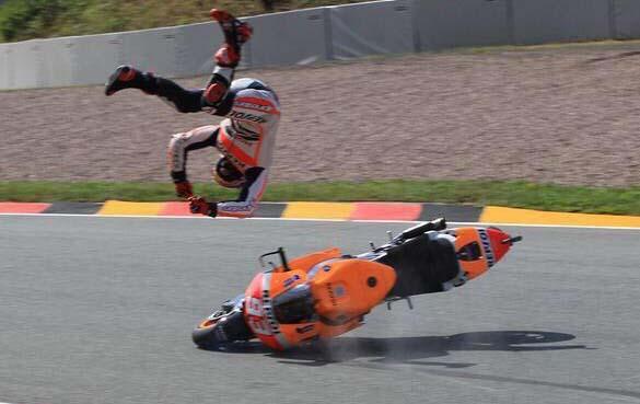 מוטו GP גרמניה: מארקז חוזר לפול פוזישן