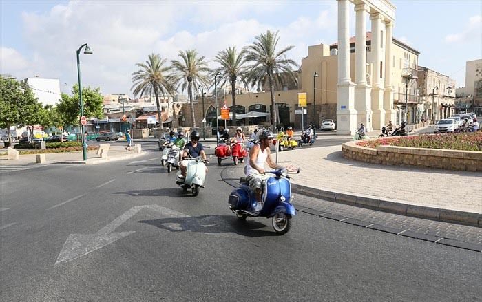 מועדון הוספה הישראלי קיים וספה RIDEOUT בצל האזעקות