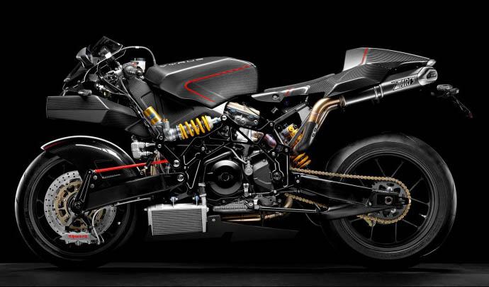 חמשת האופנועים היקרים של 2014