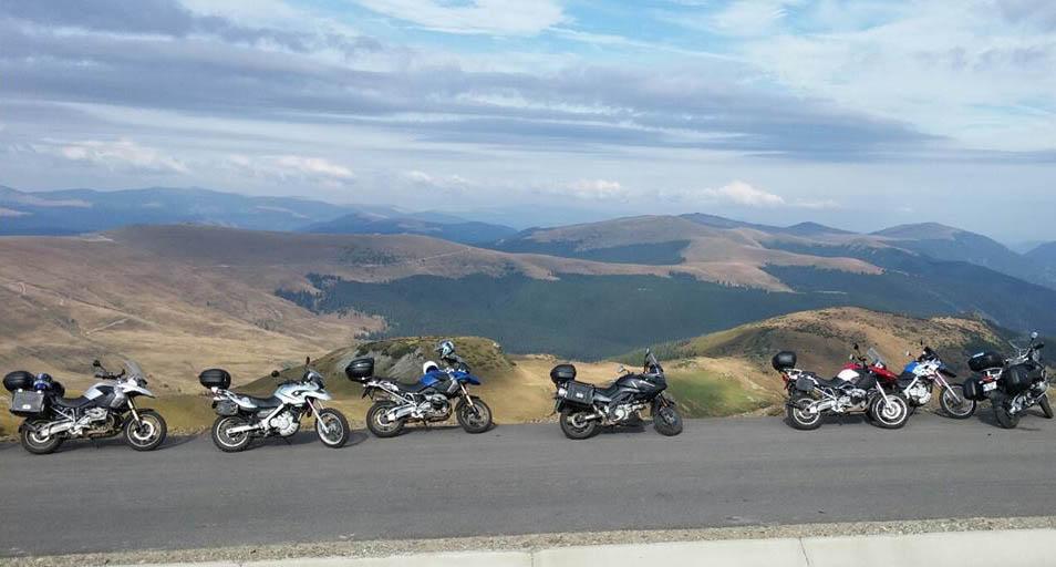 טיול אופנועים: רומניה והקרפאטים ספטמבר 2014