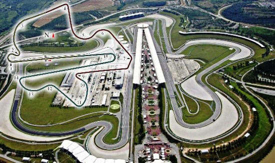 מוטו GP מאלזיה: מארקז בפול שובר שיא בספאנג