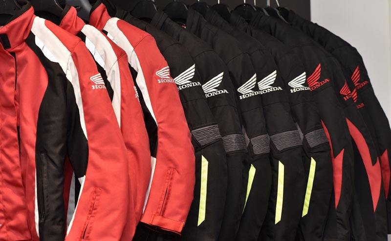 מדור פרסומי: בגדי הונדה החדשים