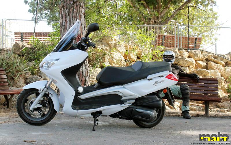 מדור פרסומי: לראשונה בישראל – טרייד בשווי 105% לדו גלגלי