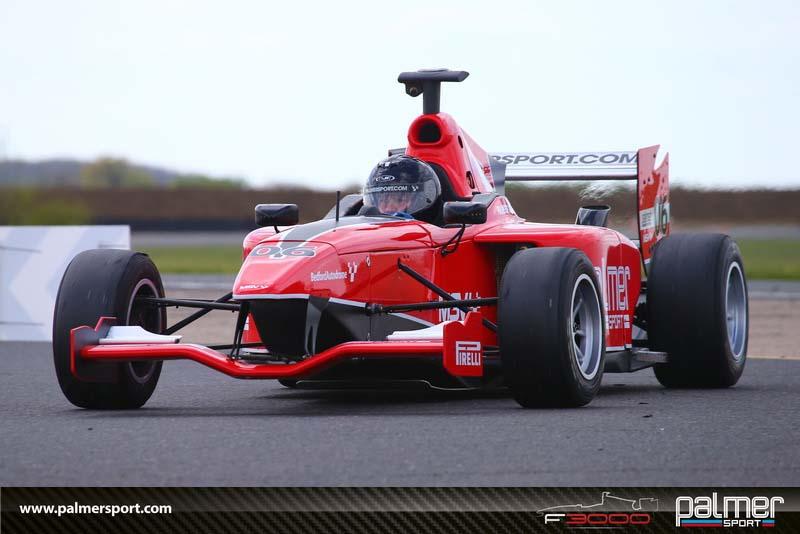 Palmersport-אירוע הנהיגה המדהים בעולם