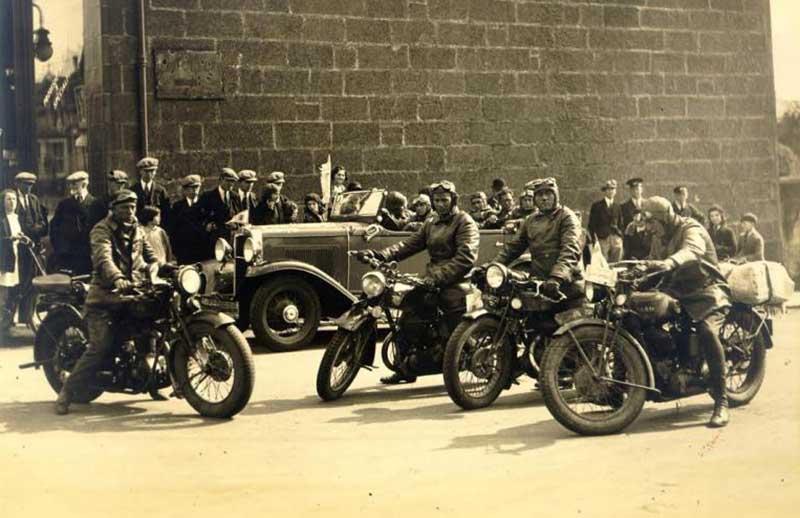 נותן ברייס: המסע הבלתי יאומן של מבשרי המכבייה בשנת 1930