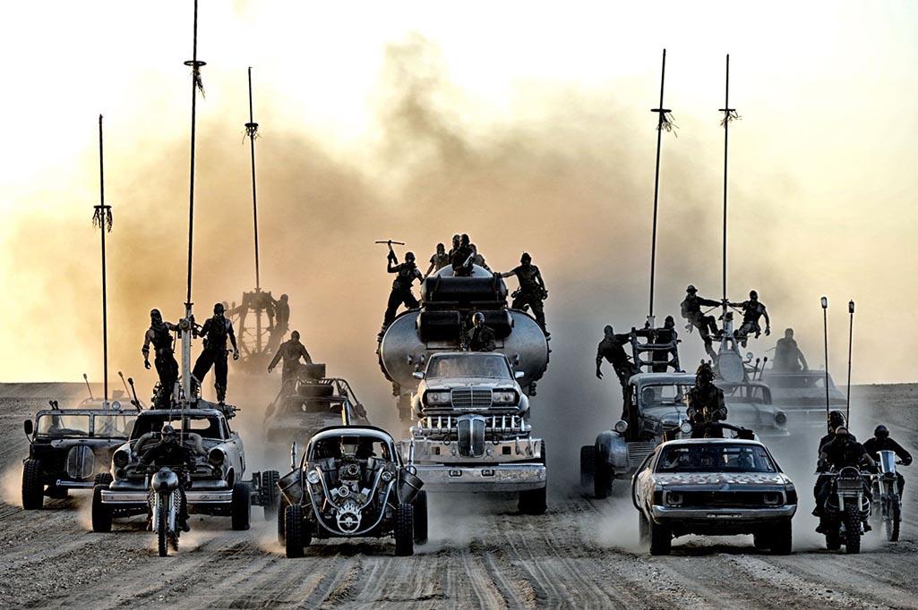MAD MAX- MAD CARS