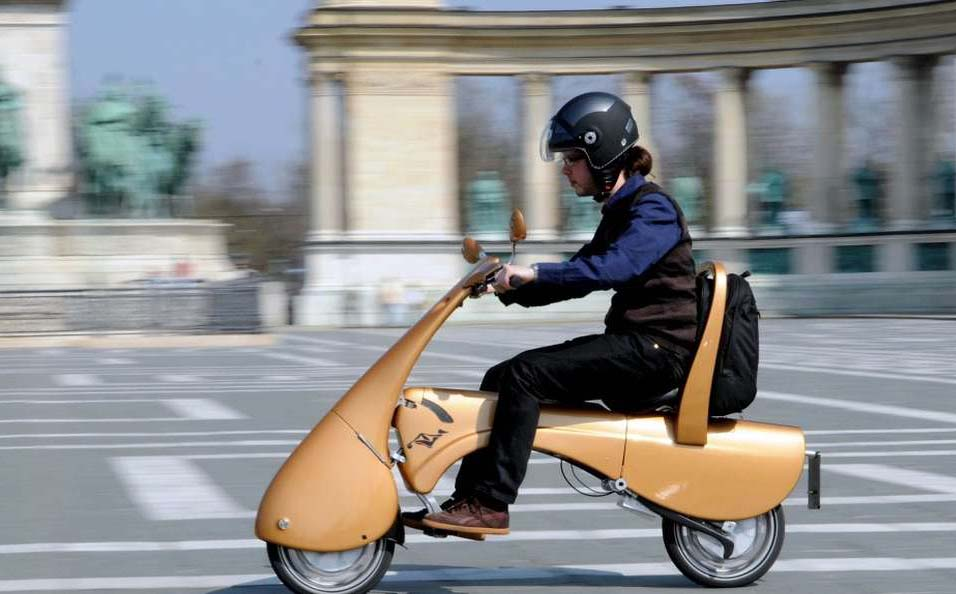 נותן ברייס: קטנועים- הדור הבא