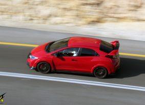 ללא פשרות/ הונדה סיוויק Type-R במבחן דרכים