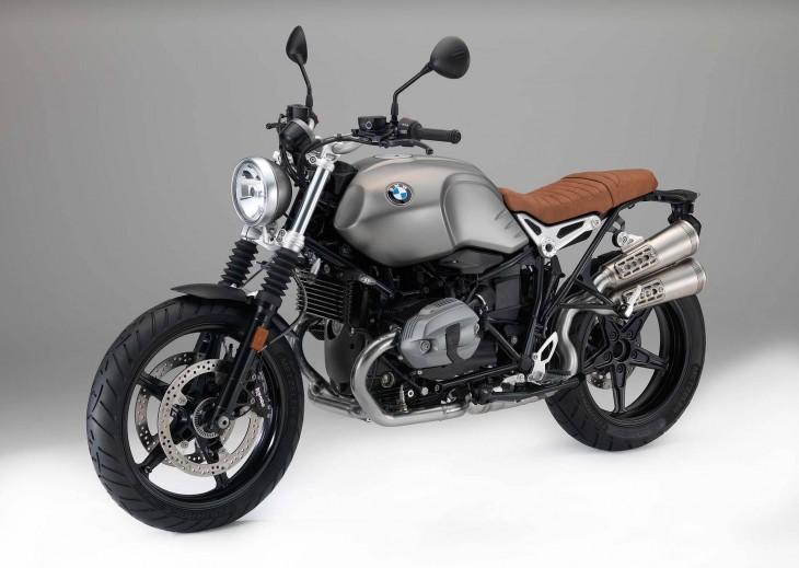 חדש בישראל: BMW סקרמבלר R nineT החדש