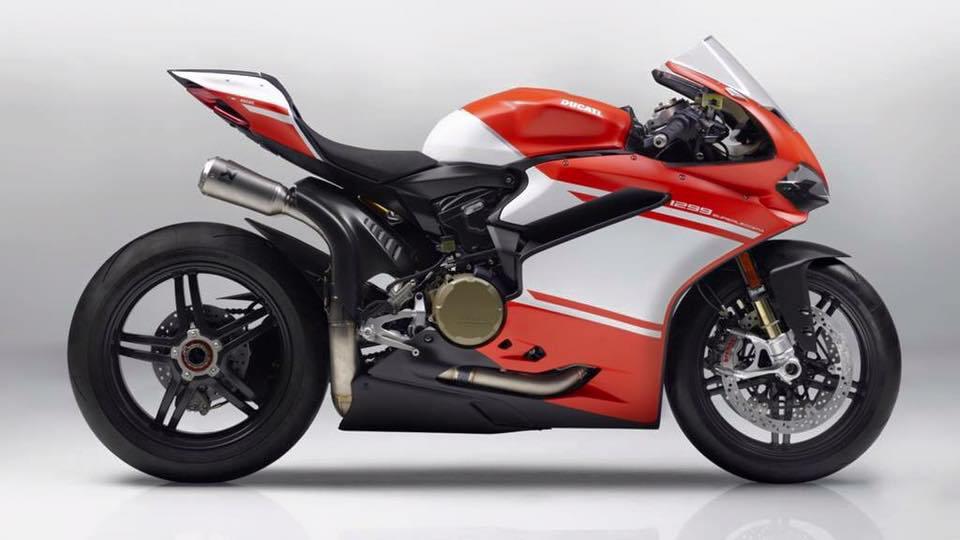 דוקאטי סופרלג'רה 1299 – תמונות של האופנוע הכי מטורף ב-80,000 דולר