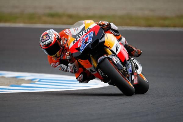 MotoGP ולנסיה – לוח זמנים לסוף השבוע