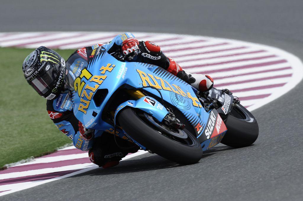 סוזוקי פורשת גם מה-MotoGP