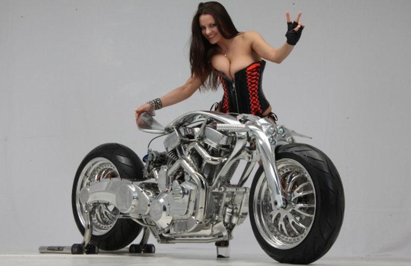 קאסטום השבוע: 5In Motorcycles Stargate
