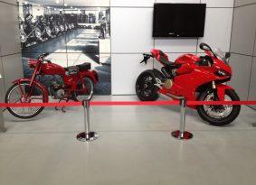 מונולוג: דני קושמרו | אופנועים של לאונרדו וגלילאו