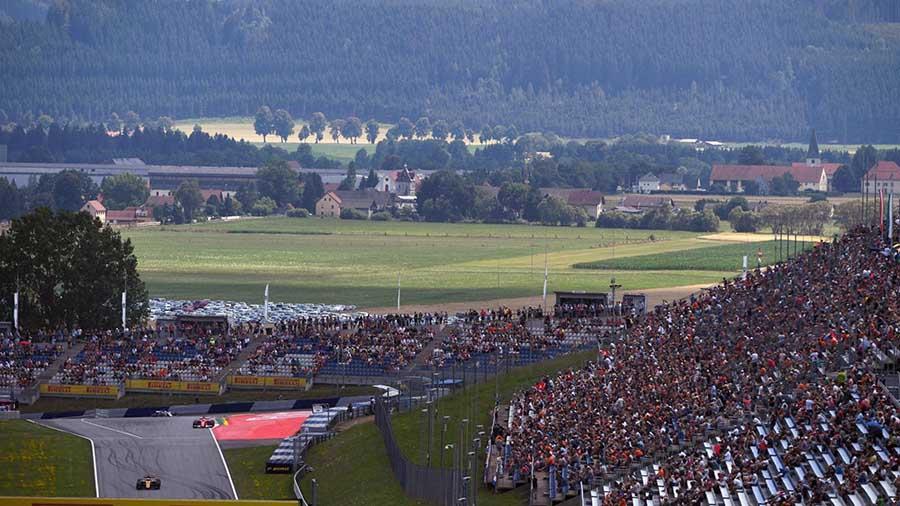 F1 אוסטריה: בוטס מזנק ראשון