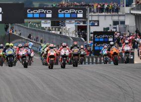 מוטו GP גרמניה מירוץ: מהפך בטבלה רגע לפני פגרת הקיץ