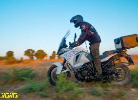 Helite: כרית אוויר, גם על אופנוע!