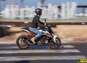 מוטו בוחן   KTM דיוק 125 – בדיוק לדור ה-i
