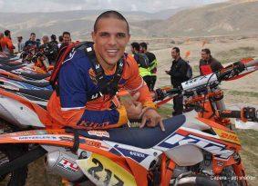 """שני צוותים ישראלים במירוץ """"ענק הברזל"""" Erzberg Rodeo"""