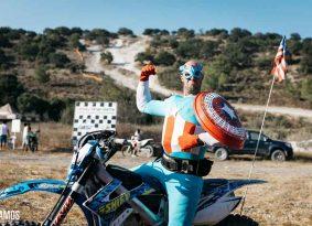 הסבב הראשון באליפות ישראל בטיפוס גבעה