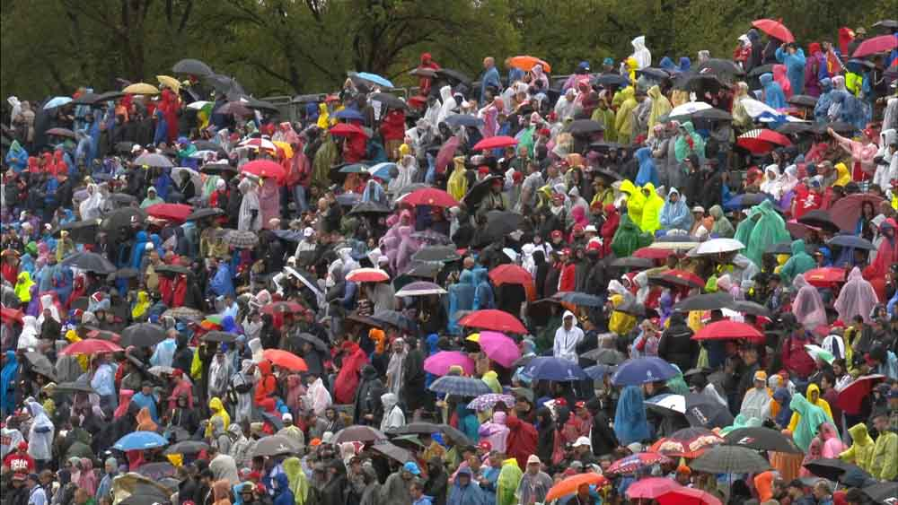 F1: מונזה גריד – המילטון קובע שיא חדש בבית של פרארי