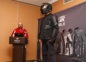 אלפינסטארס ווסט טק אייר – הדור הבא של מיגון רוכבים