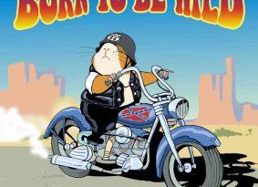 שישה שירים על אופנועים