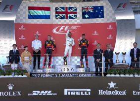 F1 מירוץ: המילטון מנצח, וטל פורש