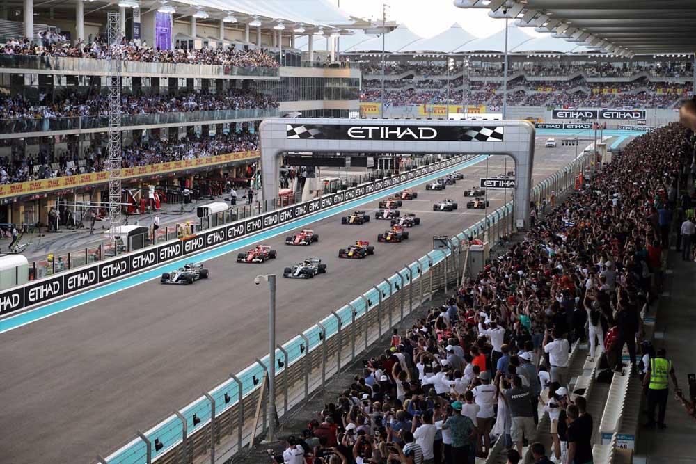 F1: לראשונה, בוטס מנצח את אבו דאבי