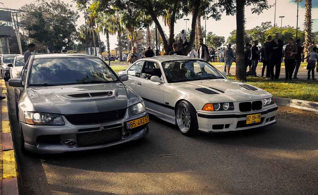גלריה: מפגש סוף-שנה 'מועדוני רכב מיוחדים'