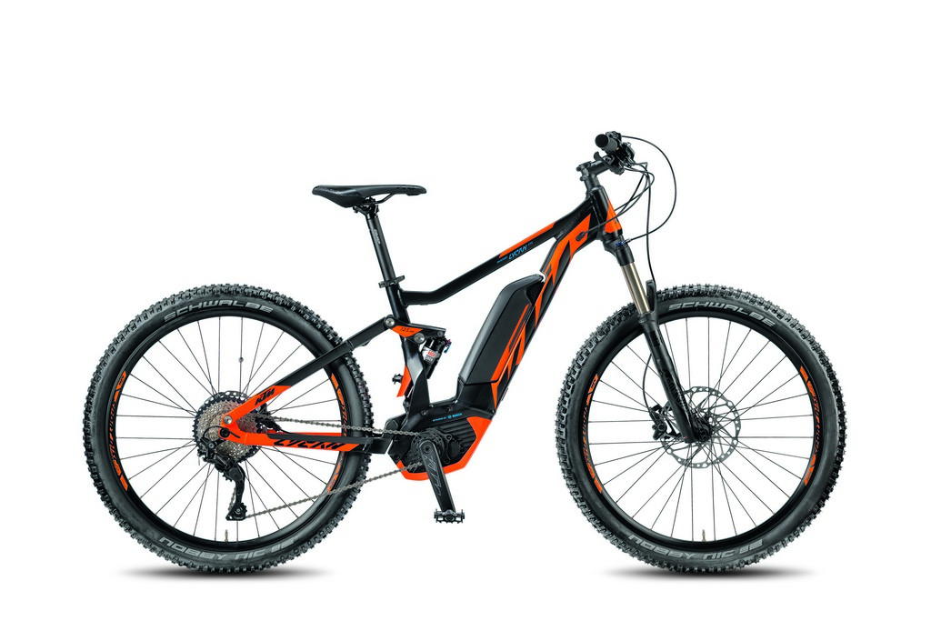 אופני KTM החשמליים Macina Lycan 275 הגיעו לארץ